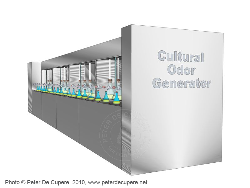 You are browsing images from the article: Cultural Odor Generator