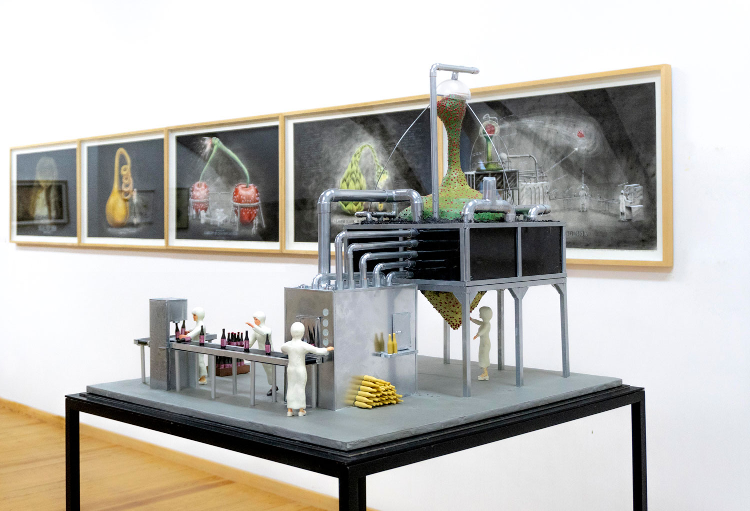 You are browsing images from the article: PhD Exhibition: When Scent Makes Seeing, When Seeing Makes Scents