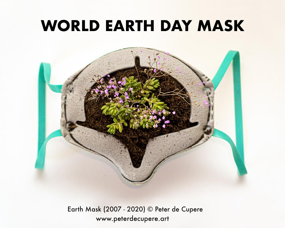 earth-day-mask-Copyrights-Peter-de-Cupere-2007-2020-A002